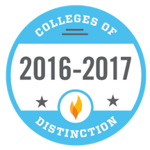 College of Distinction 2016-2017