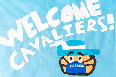 welcome cavalier poster