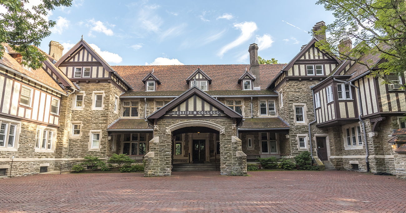 The Mansion at Cabrini University