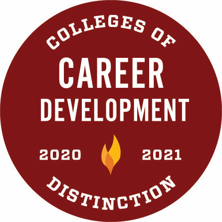 College of Distinction-Career Development
