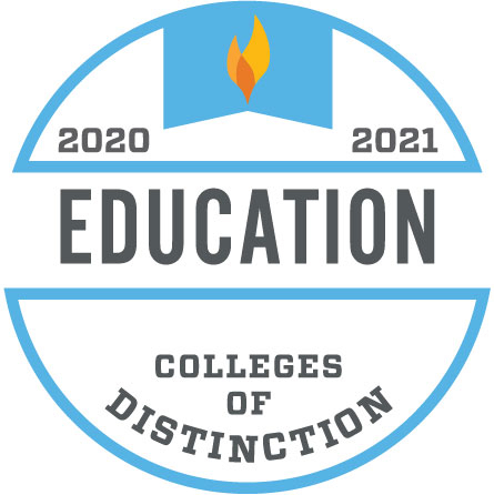 College of Distinction-Education