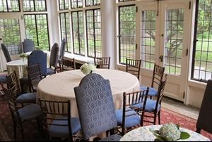 Beau Mansion Dining Room Mansion Sun Porch